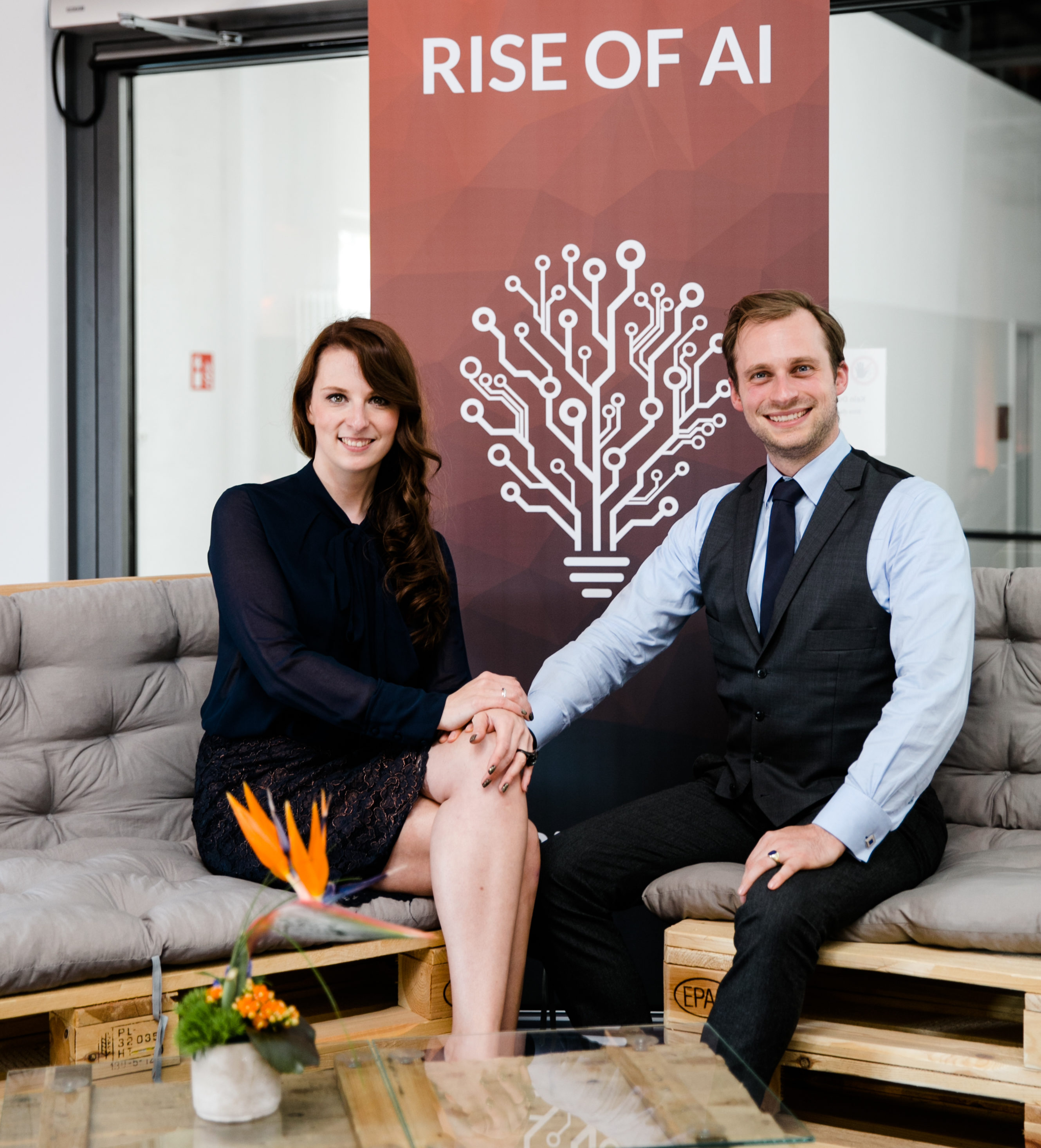 Veronika and Fabian Westerheide - Rise of AI